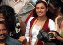 Rani Mukherji plays fairy godmother in real life
