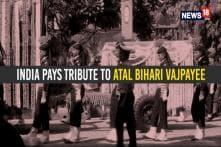 Watch: India Pays Tribute To Atal Bihari Vajpayee
