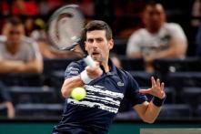 ATP Paris Masters: Ill Novak Djokovic Survives Scare in Opener, Rafael Nadal also Through