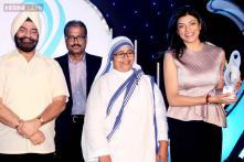 Sushmita Sen receives Mother Teresa International Award