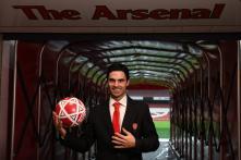 New Manager Mikel Arteta Feels Prepared to Take on Arsenal Rebuilding Job