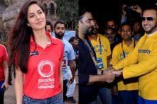 Katrina Kaif joins R Madhavan and Gulshan Grover for Mumbai Marathon 2016