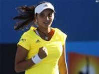 Sania enters second round of Dubai Open