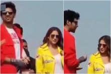 Kartik Aaryan Fans Call Sara Ali Khan 'Bhabhi' as They Promote Love Aaj Kal, Watch Video