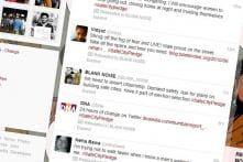 A 24 hour tweetathon to make cities safer for women