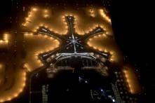 Sneak Peek at 'Starfish' Shaped Daxing International Airport in Beijing, China
