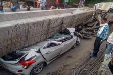 Varanasi Bridge Collapse: Four Officials of UP State Bridge Corporation Suspended, Probe Ordered