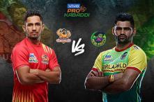 Pro Kabaddi 2019 HIGHLIGHTS, Gujarat Fortunegiants vs Patna Pirates in Noida: Patna Beat Gujarat 39-33