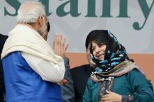 Sena questions BJP-PDP alliance, asks if Mehbooba will chant 'Bharat Mata ki Jai'