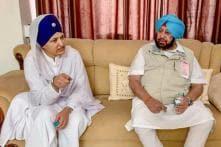 In Major Setback, Slain Gangster's Sister Quits Akali Dal, Joins Congress