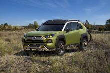 Toyota Unveils FT-AC SUV Concept at LA Motor Show
