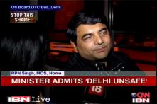 Delhi gangrape: Minister takes bus ride, witnesses lax security