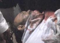 'Naxals kicked Mahato's dead body'