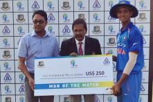 Jaiswal, Bowlers Help India U19 Beat England U19 by Five Wickets