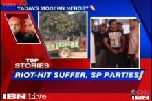 News 360: UP government's Saifai Mahotsav draws opposition's ire