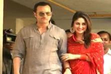 Saif Ali Khan and Kareena Kapoor are married now