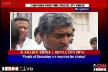 LS poll: Nandan Nilekani confident of winning from Bangalore South