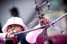 Deepika Kumari Equals World Record at Archery World Cup
