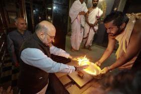 Amit Shah Attacks Congress, Terms Those against CAA as 'Anti-Dalits'