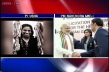 PT Usha accepts PM's invitation to train athletes from Gujarat for Olympics