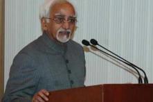 Hamid Ansari gives away the National Film Awards