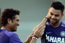 Tendulkar and Kohli are Leading Cricketers of Their Era