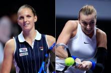Petra Kvitova, Simona Halep Driven By Australian Open Heartbreak