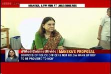 Divide in Modi Cabinet, Maneka Gandhi's plan to strengthen NCW hits Law Ministry roadblock