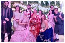 Bipasha Basu Puts Up Emotional Posts For Her Baby Sister's Wedding, See Pics