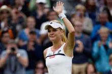 In Pics: Radwanska, Lisicki advance to Wimbledon semis on Day 8