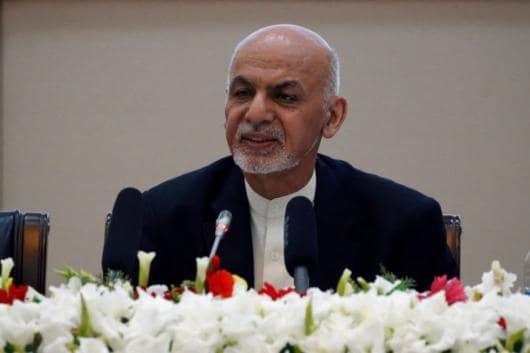 Ghani reelected as Afghan president