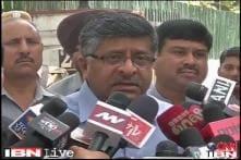 BJP slams Chavan government for ignoring Adarsh committee report