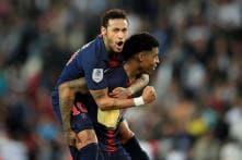 Paris Saint-Germain Celebrate Eighth Ligue 1 Title as Neymar Returns From Injury