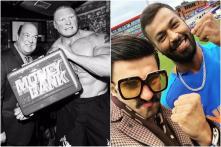 Ranveer Singh Gets Litigation Warning from WWE Wrestler Brock Lesnar's Advocate Paul Heyman