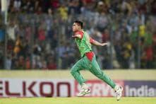 ICC upholds Bangladesh pacer Taskin Ahmed's suspension