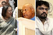 Najma, Siddheswara Step Down; Supriyo Gets a New Portfolio