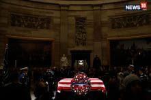 America Honors the 41st US President George HW Bush