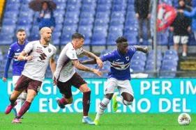 Serie A: AS Roma Apologise for Racist Abuse of Sampdoria's Ronaldo Vieira
