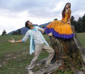 Hansika vs Genelia: 'Velayudham' hotties