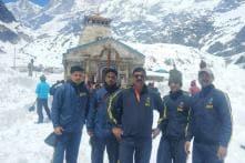 Kedarnath Trek Clearing in Full Swing Ahead of Char Dham Yatra