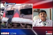Watch: Eyewitness account of Dibrugarh-Delhi Rajdhani Express fire