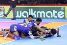 Pro Kabaddi: Haryana Steelers Beat Bengaluru Bulls in Thrilling Tie