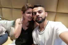 Virat Kohli on Competition with Wife Anushka Sharma: It Doesn't Even Occur to Us