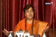 After EC Notice, Pragya Thakur 'Defends' Her Remark on 26/11 Hero; Blames Media for Twisting Words