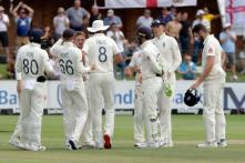 England Celebrate Innings Win over South Africa, Lead Series 2-1