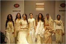 Textile, Handloom Dominated Day Three Of India Runway Week