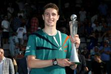 Ugo Humbert Wins 1st ATP Title in French Showdown at Auckland Classic