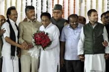 Chinks Exposed in Oppn Armour as Allies Mayawati, Mamata Give Kamal Nath Swearing-in a Miss