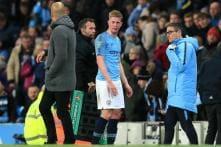 Pep Guardiola Faces Nervous Wait After Kevin De Bruyne Suffers Scare in League Cup Win