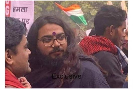 Rampant homophobia Image credit: Twitter/Shefali Vaidya